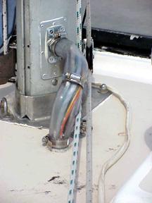Mast Wiring