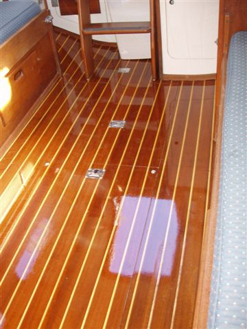 cabin-sole